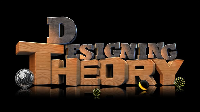 "The words ""designing theory"""