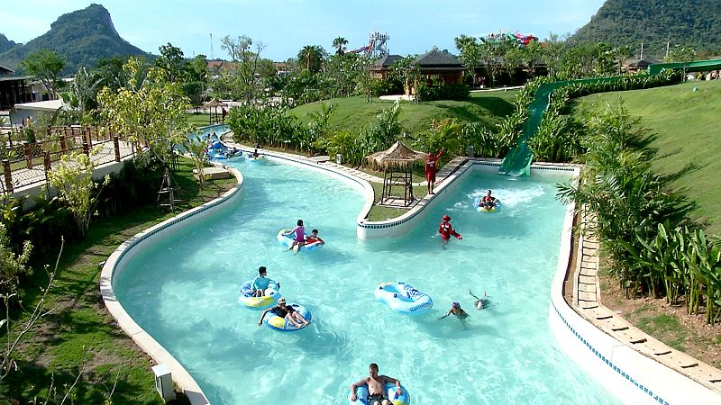 Image of lazy river